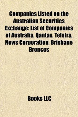 companies-listed-on-the-australian-securities-exchange-list-of-companies-of-australia-qantas-telstra