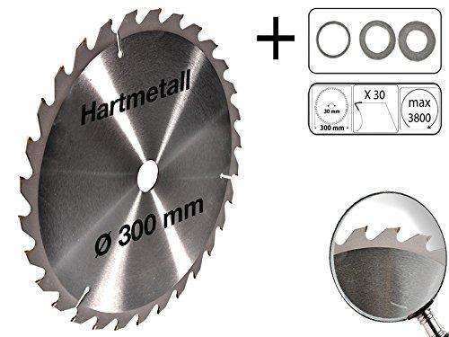kreissageblatt-hartmetall-300-x-30-mm-100-z-3-reduzierringe-auf-25-20-und-16-mm