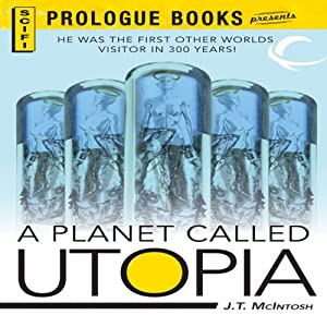 A Planet Called Utopia Audiobook