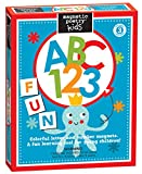 Magnetic Poetry - Kids ABC 123 Kit - Ages 3 and Up - Words for Refrigerator - Write Poems and Letters on the Fridge - Made in the USA