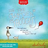 2015 In the Garden of Thoughts Wall Calendar