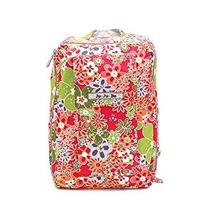Ju-Ju-Be Minibe Backpack Bag, Perky Perennials from Ju-Ju-Be