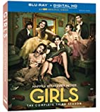Girls: Season 3 (Blu-ray + Digital Copy)