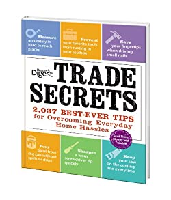 Trade Secrets: 2,037 Best-Ever Tips for Overcoming Everyday Home Hassles
