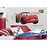 RoomMates Disney Cars 2 Giant Lightning McQueen Wall Sticker