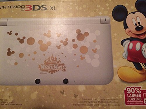 Nintendo 3ds Xl Disney Magical World Special Edition (Mickey Edition) (3ds Xl Console Limited compare prices)