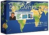 echange, troc Dessous des cartes - Coffret 11 DVD