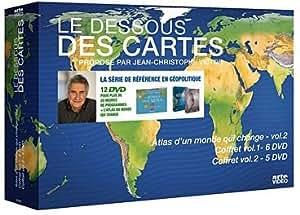 Dessous des cartes - Coffret 11 DVD