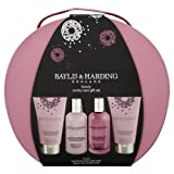 Baylis & Harding Wild Rose and Raspberry Leaf Spa Sensation Vanity Bag