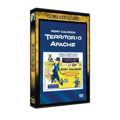 Territorio Apache [DVD]