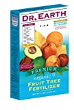 Dr. Earth 735 Citrus & Fruit Fertilizer, 25-Pound