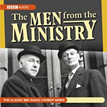 The Men from the Ministry Radio/TV Program by BBC Audiobooks Narrated by  uncredited