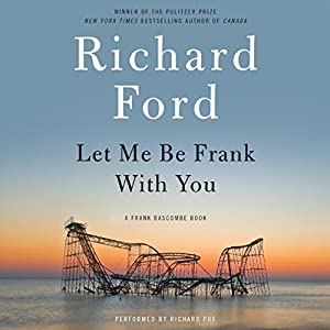 Let Me Be Frank with You Audiobook