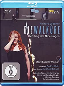 Wagner;Richard Die Walkure [Blu-ray] [Import]
