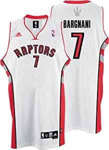 Adidas Andrea Bargnani Swingman Home Jersey by adidas