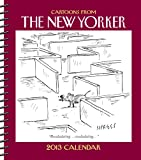 Cartoons from The New Yorker 2013 Weekly Planner Calendar