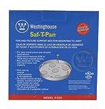 Westinghouse Lighting 0103600 Saf-T-Pan, 1/2-Inch Deep