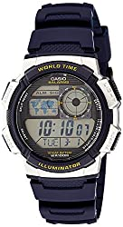 Casio Youth Digital Grey Dial Mens Watch - AE-1000W-2AVDF(D118)
