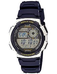 Casio Youth Digital Grey Dial Men's Watch - AE-1000W-2AVDF(D118)