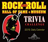 Rock and Roll Hall of Fame + Museum Trivia Challenge Daily Calendar