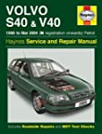 Volvo S40 and V40 Service and Repair...