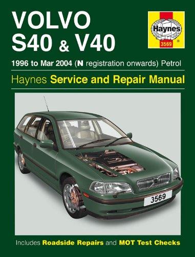volvo-s40-and-v40-service-and-repair-manual-haynes-service-and-repair-manuals