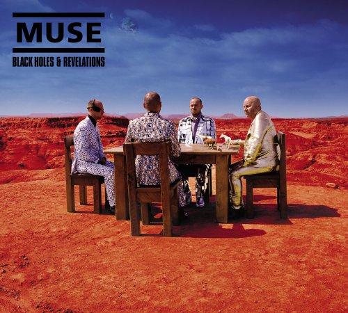 Muse - Black Holes & Revelations (Limited Edition CD+DVD) - Zortam Music
