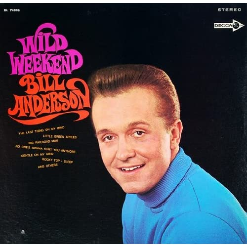 Amazon.com: Bill Anderson: Wild Weekend: Music