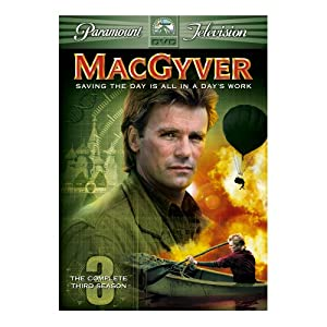 Macgyver - The Complete Third Season movie