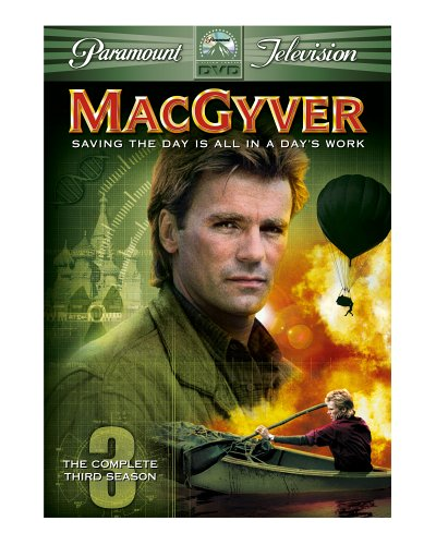 Macgyver - The Complete Third Season front-336140