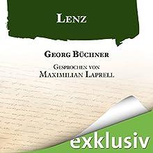 Lenz Hörbuch von Georg Büchner Gesprochen von: Maximilian Laprell