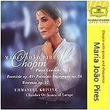 Concerto Pour Piano N 1;Fantaisie Op 49 & Op 66;Berceuse Op 57