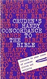 Cruden's Handy Concordance to the Bible (0720802547) by ALEXANDER CRUDEN