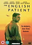 The English Patient [DVD]