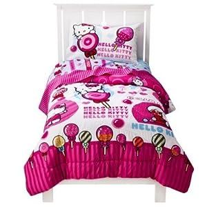 Hello Kitty Sweet Scents Comforter - Twin