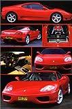 フェラーリ 360モデナ [ポスター]