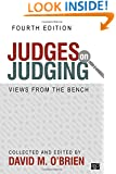 Judges on Judging: Views from the Bench, 4th Edition