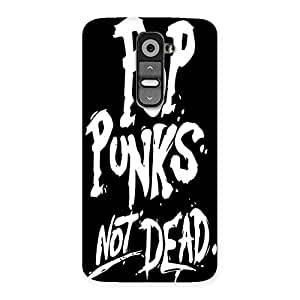 AJAYENTERPRISES Pop Not Back Case Cover for LG G2