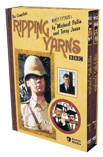 The Complete Ripping Yarns (British Yarn compare prices)