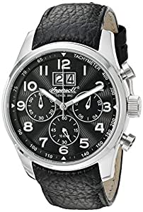 Ingersoll Men's INQ 038 BKSL Exmouth Analog