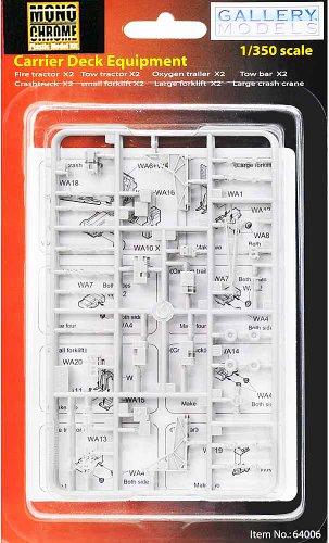 Gallery Models Carrier Deck Equipment Model Kit - 1
