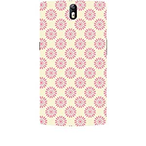 Skin4gadgets FLORAL Pattern 14 Phone Skin for ONE PLUS ONE