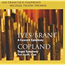 Charles Ives - Henry Brant - Aaron Copland