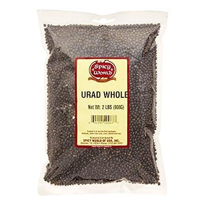 Urad Whole (Black Matpe Bean) 2 Lbs by Premier