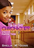 img - for Paper Thin (Lip Gloss Chronicles) book / textbook / text book