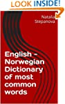English - Norwegian Dictionary of mos...