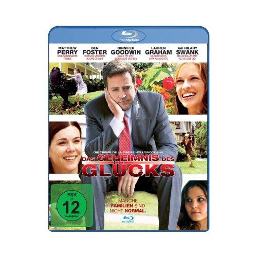 Das Geheimnis des Glücks (Blu-ray)