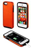 Acase Dual Layer iPhone 5 Case / Cover (Apple iPhone 5) - Superleggera Pro Fit for New iPhone 5 (Sold by CTCStore Only) (Orange/Black)