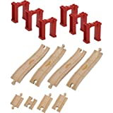 Chuggington Wooden Railway Elevated Track Pack