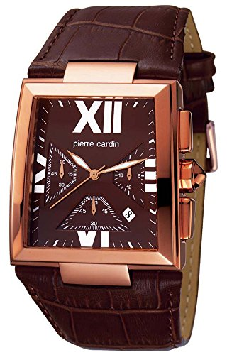 Pierre Cardin Orologio da Uomo Funzione Cronografo/Cronometro